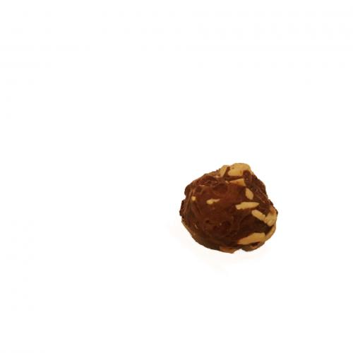 טראפלס אייריש קרים גנאש שוקולד מריר עם נגיעות אייריש קרים עטוף בשוקולד בלגי