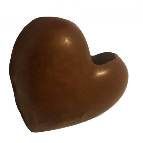 אריזת לב משוקולד בלגי בחרו מבין הואריציות את סוג השוקולד והמוצרים שתרצו להכניס פנימה